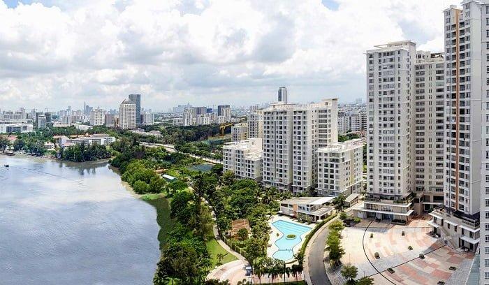 Dự án Riverside Residence Phú Mỹ Hưng