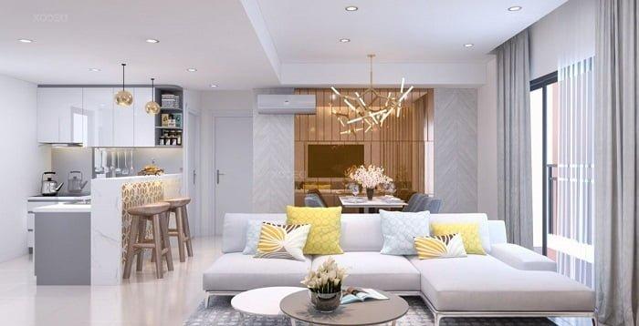 Nội thất chung cư có những đặc điểm riêng mà khi thiết kế cần nắm rõ