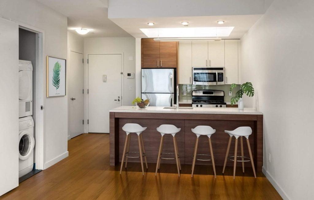 Sắp xếp các đồ dùng trong không gian bếp đảm bảo phong thuỷ