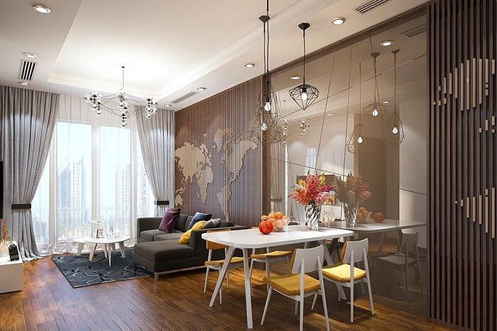 Thiết kế nội thất phải thể hiện được phong cách, cá tính riêng của gia chủ