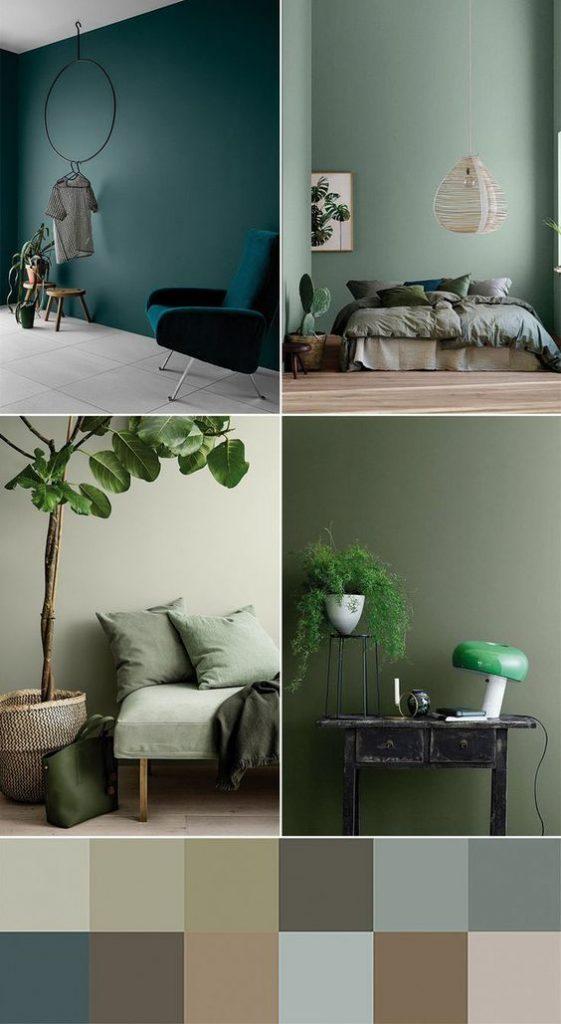 Cây cối giúp ngôi nhà tràn đầy sinh khí, là lá phổi giúp cho ngôi nhà không chỉ đẹp mà còn trong lành hơn
