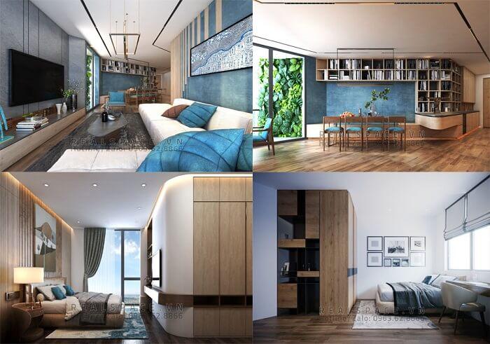 Định hình phong cách là điều quan trọng khi thiết kế nội thất chung cư