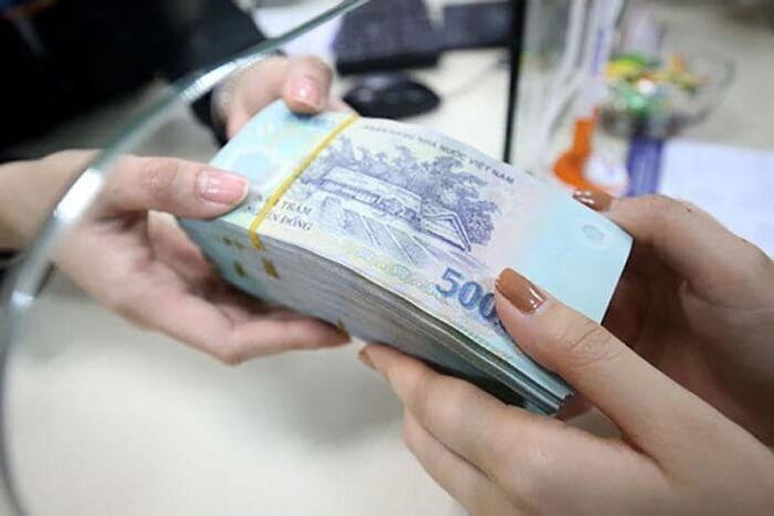 Sau khi hoàn thành hết thủ tục và thẩm định tài sản bạn sẽ được ngân hàng giải ngân