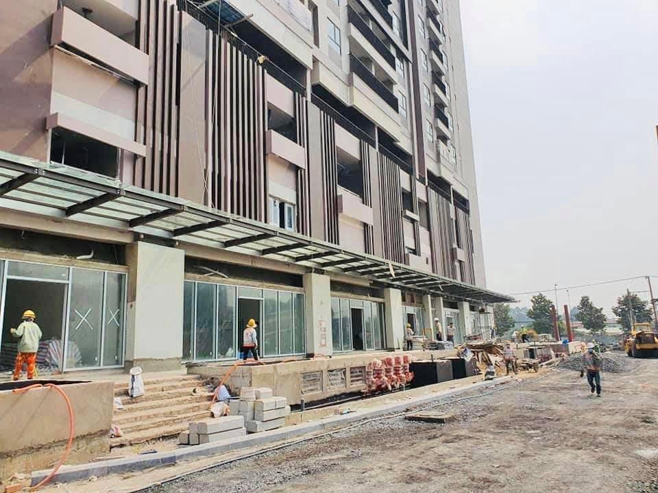 Tiến độ xây dựng căn hộ Opal Boulevard