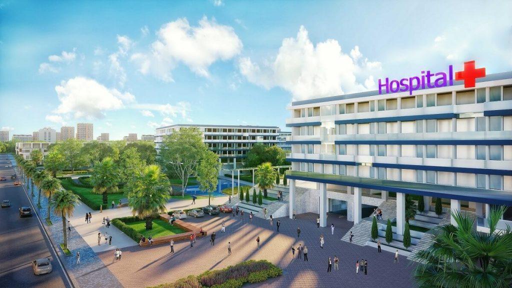 Bệnh viện nội khu Phúc Hưng Healthcare