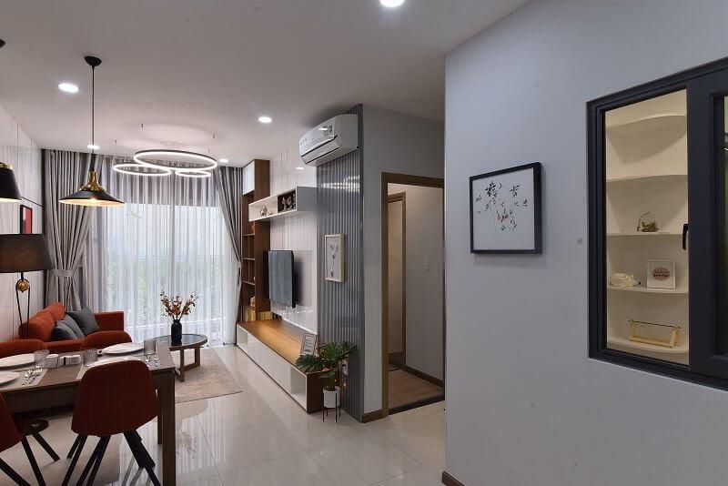 Phòng khách Bcons Sala