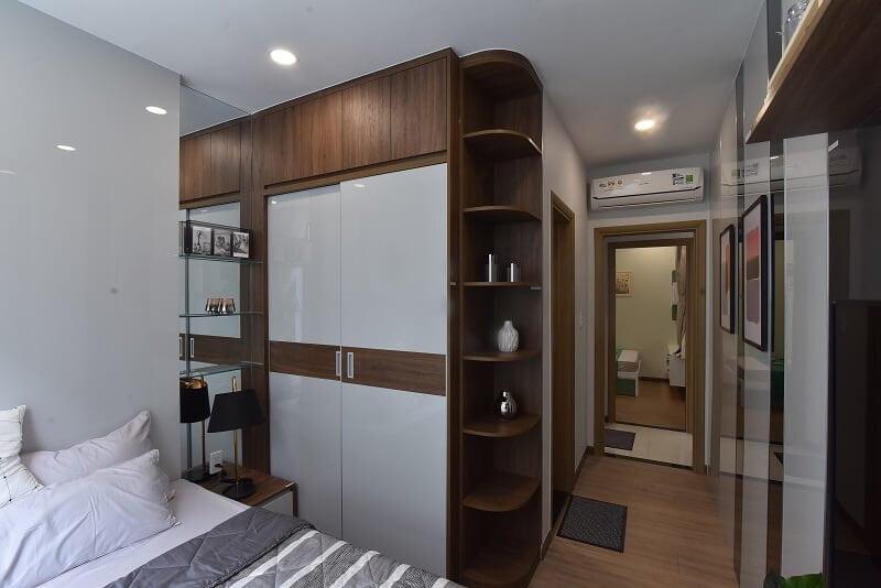 Phòng ngủ lớn Bcons Sala