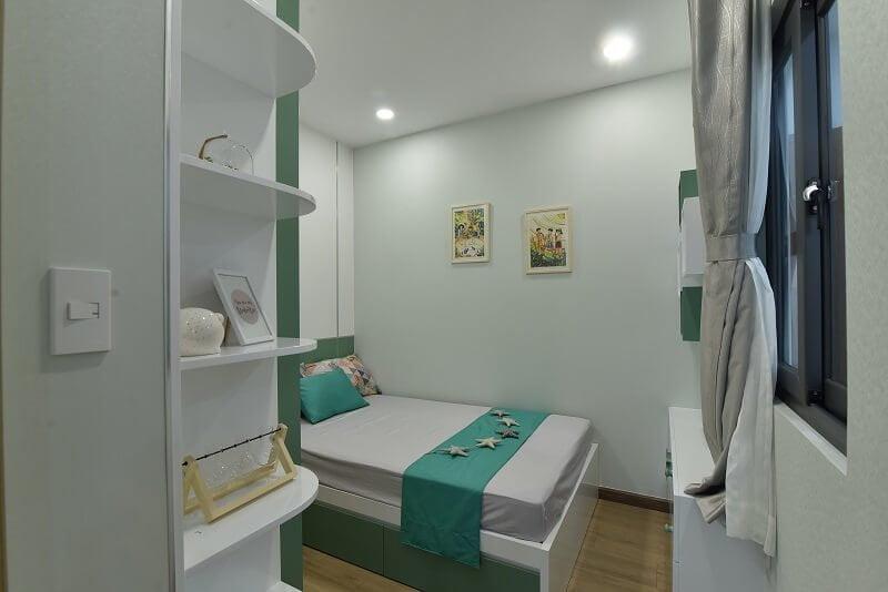 Phòng ngủ nhỏ Bcons Sala