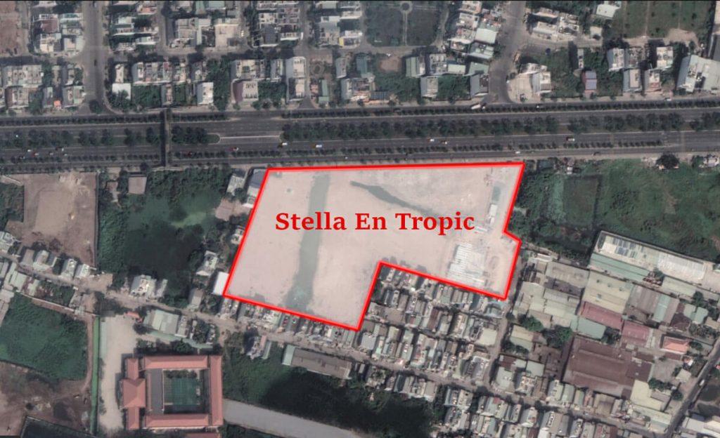 Khu đất dự án Stella En Tropic