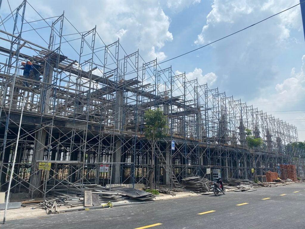 Tiến độ xây dựng Lavela Thuận An