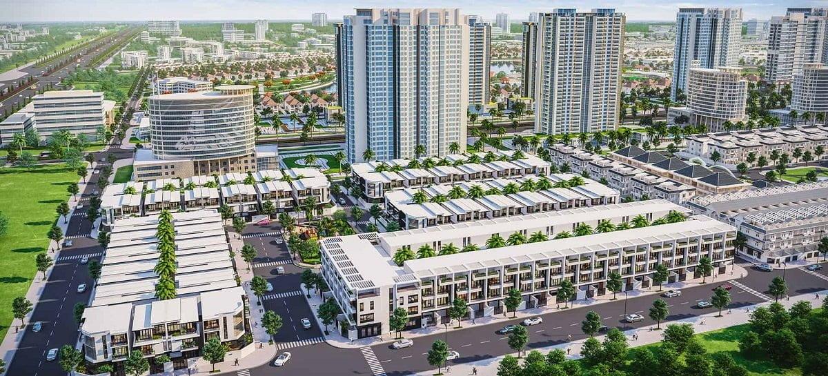 Khu đô thị mới Đông Tăng Long Quận 9