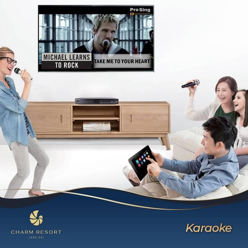 Karaoke Charm Long Hải Resort