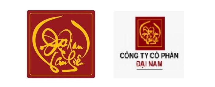 Logo Công ty Cổ Phần Đại Nam