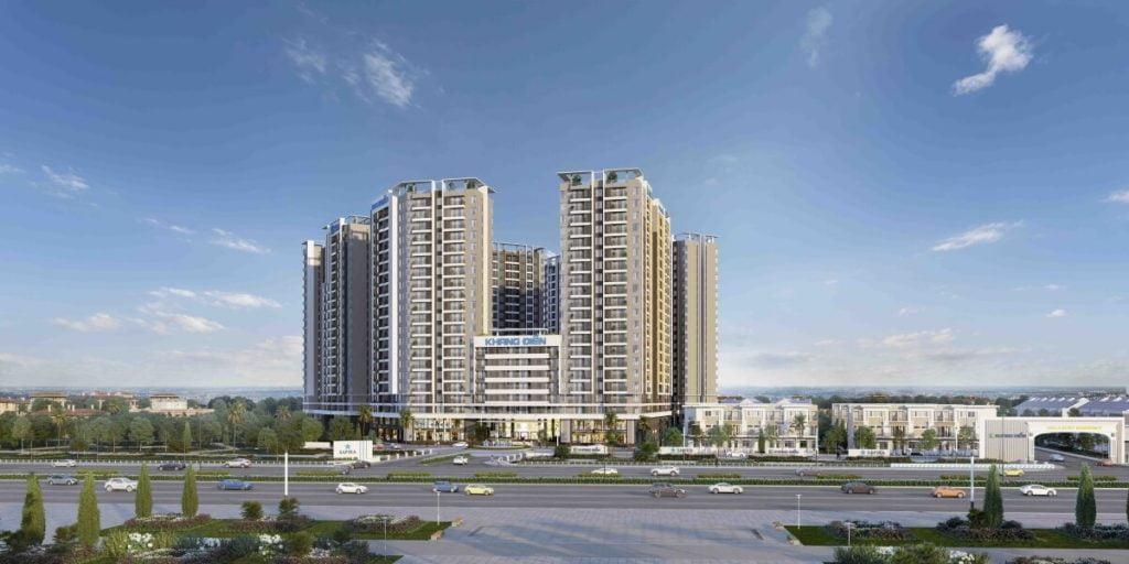 Phối cảnh dự án Safira Khang Điền Quận 9
