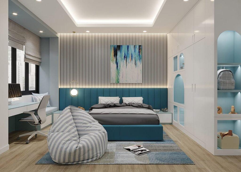 Thiết kế nhà phố Lavela Thuận An