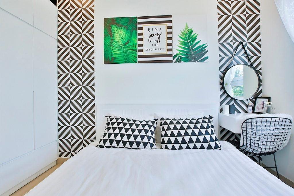 Phòng ngủ master Topaz Home 2