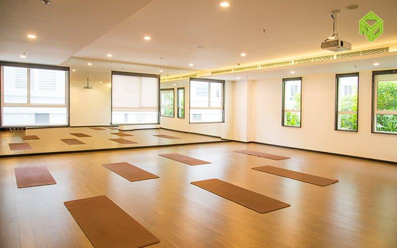 Phòng yoga Lexington