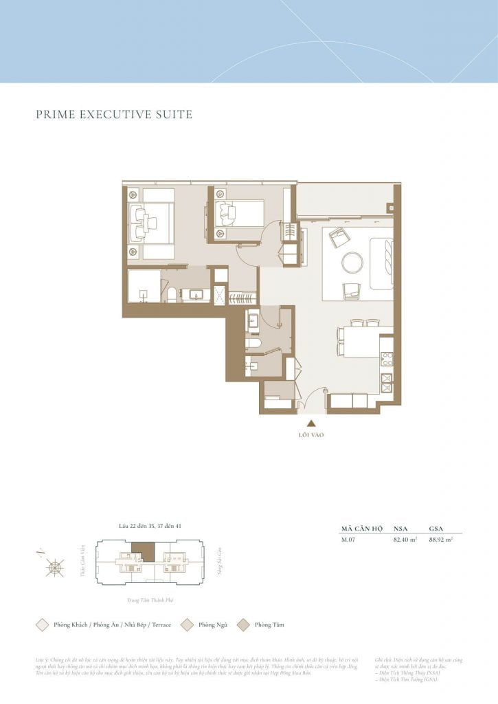 Prime Executive Suite Lake