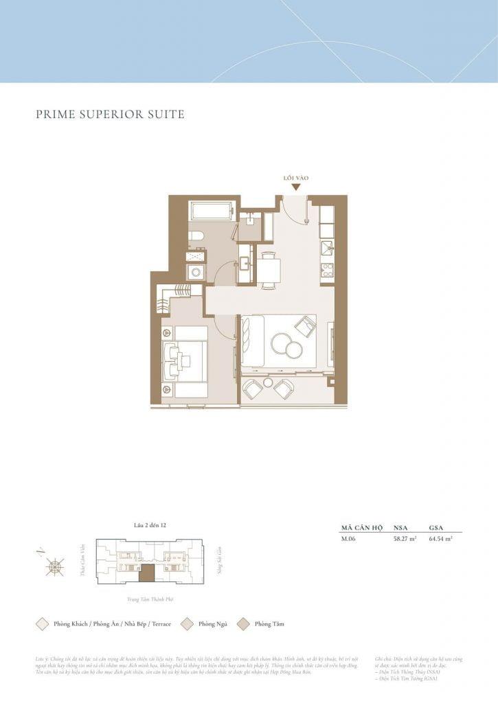 Prime Superior Suite Lake