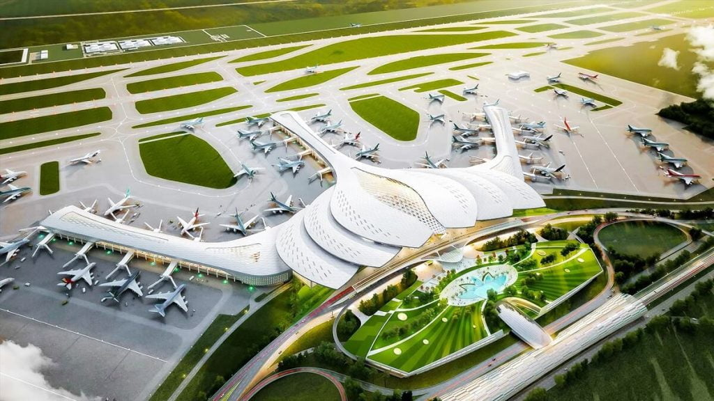 Sân bay Long Thành sẽ là cú hích kinh tế cho toàn khu vực
