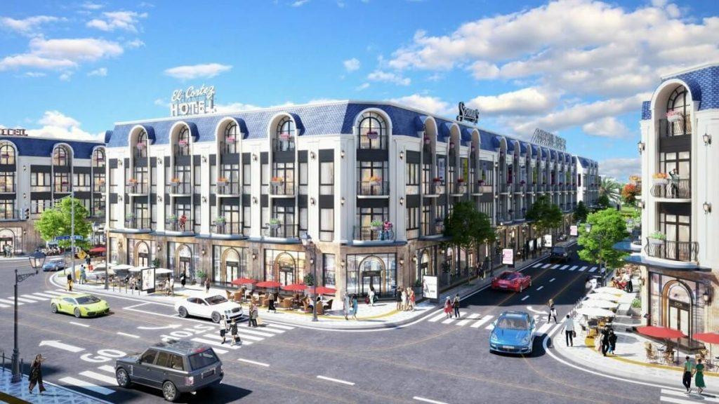Các khu Shophouse có thể hình thành trong tương lai