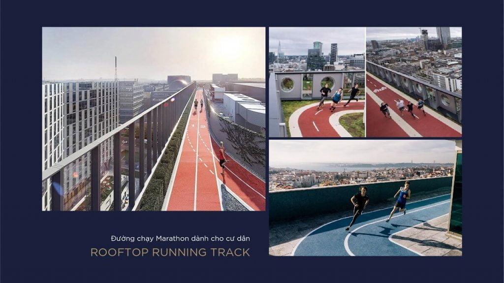 Đường chạy bộ Marathon