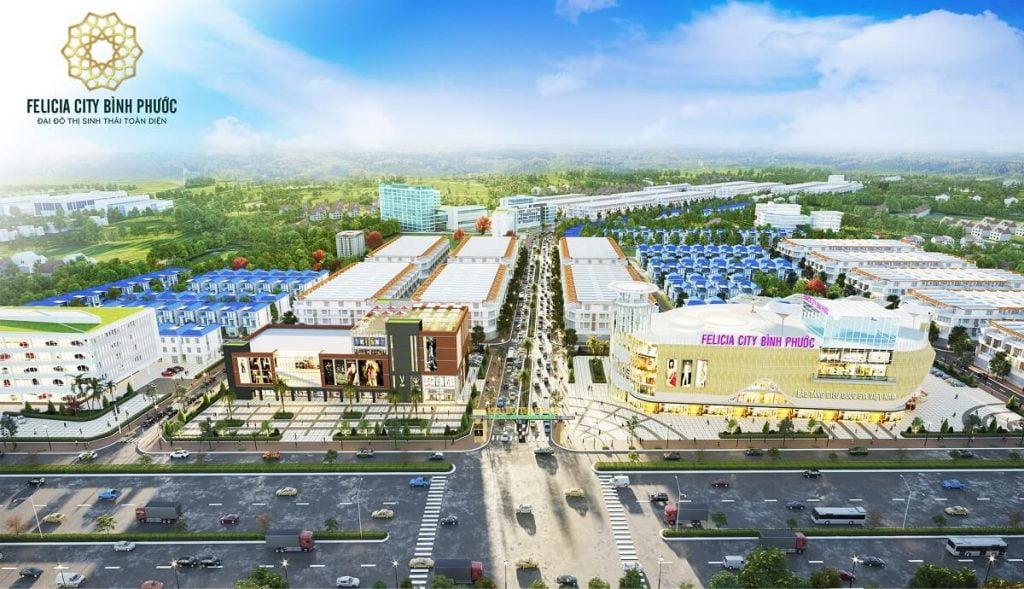 Trung tâm thương mại Felicia City