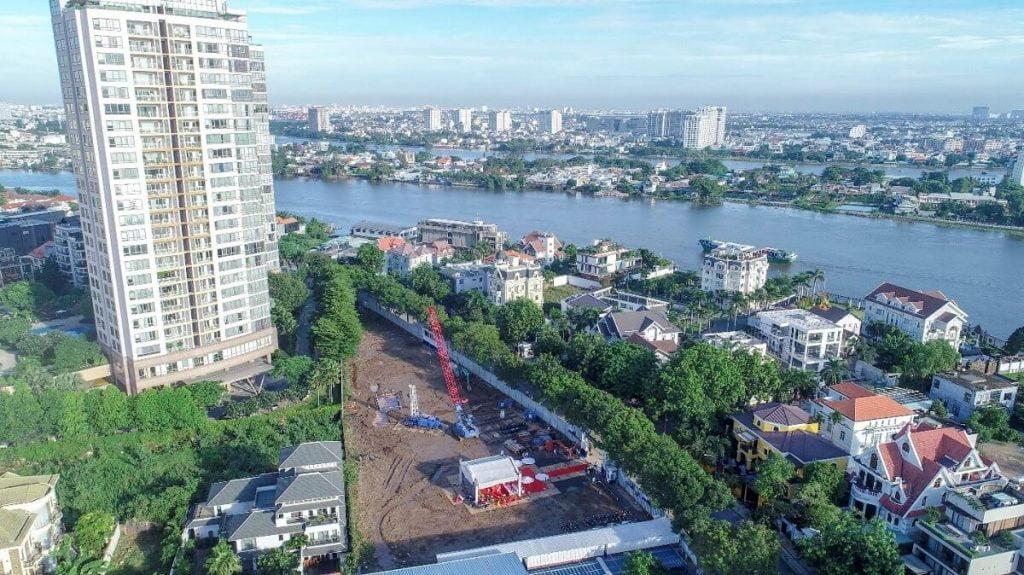 Căn hộ Thảo Điền Green towers Quận 2 giá dự kiến 3.500 USD/m2..Nhận mua bán - ký gửi - cho thuê - nhà phố - biệt thự - shophouse - quận 2