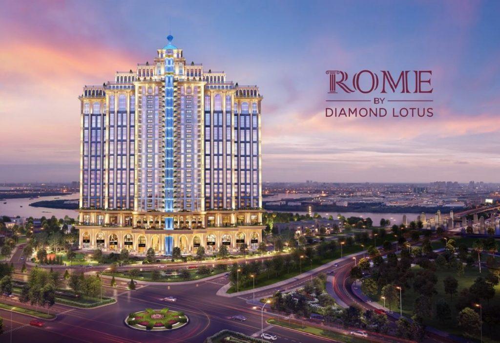 Dự án Rome Diamond Lotus