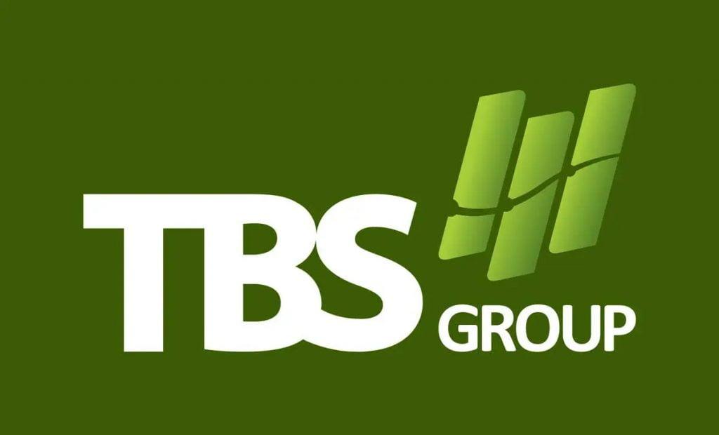 Logo thương hiệu của TBS Group