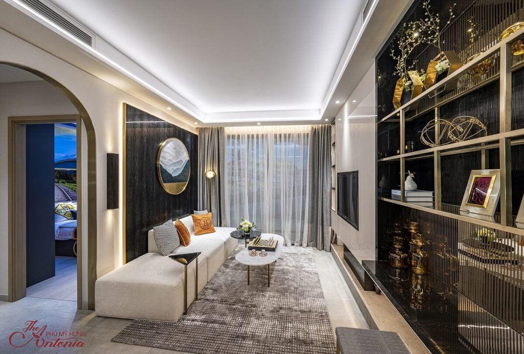 Phòng khách The Antonia