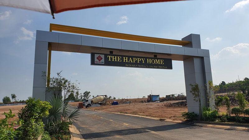 Ảnh thực tế dự án The Happy Home