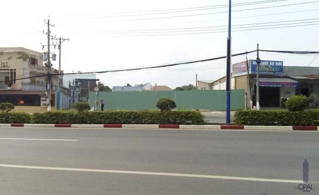 Khu đất dự án Opal Cityview Thủ Dầu Một