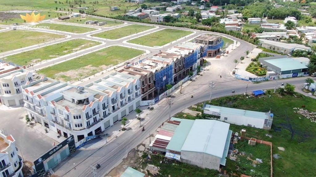 Tiến độ mới nhất dự án Tiến Lộc Nhơn Trạch