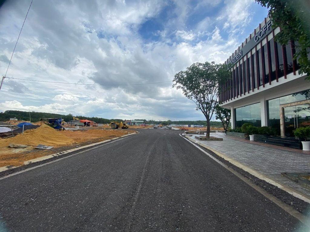 Tiến độ thi công dự án đất nền Nhơn Trạch Long Hội Central Point