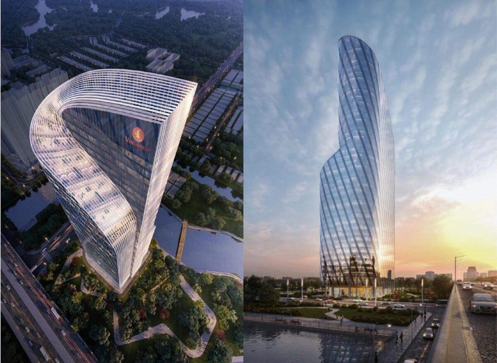Tòa nhà văn phòng 45 tầng sẽ là biểu tượng của TP Thủ Đức như Landmark 81 của TP Hồ Chí Minh