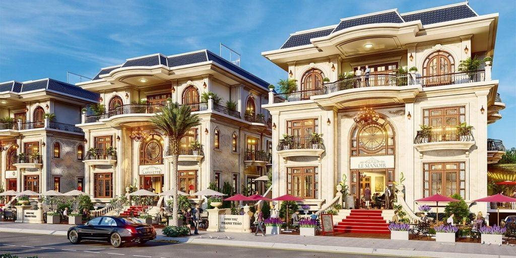 Chỉ có 27 căn Mansion cho những khách hàng thời thượng và biết tận hưởng nhất tại Vạn Phúc City