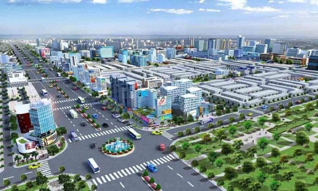 Khu đô thị Bàu Bàng của Becamex IDC