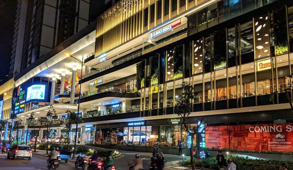 Tiện ích nhà phố An Phú New City