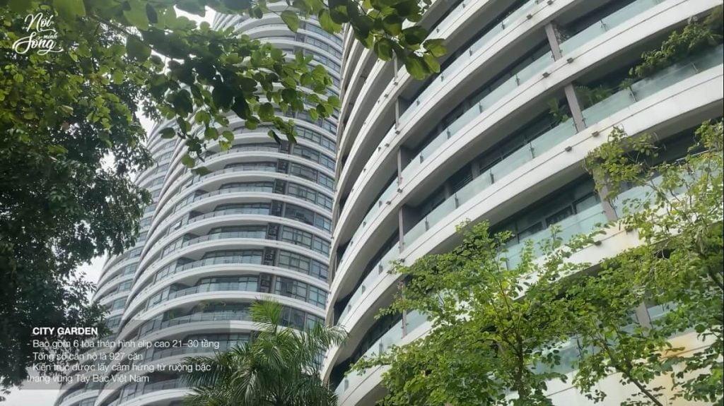 Phong cách thiết kế City Garden đặc biệt đến từ các đơn vị hàng đầu thế giới
