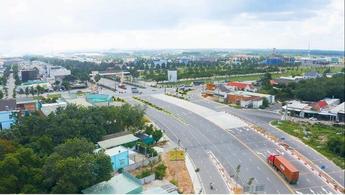 Thông xe cao tốc Mỹ Phước - Bàu Bàng - Tân Vạn