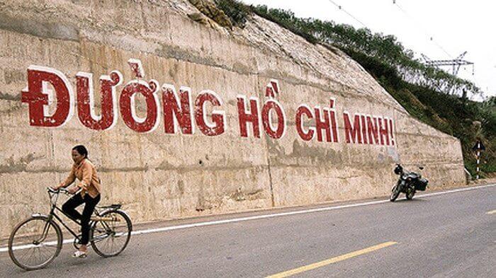 Một số hình ảnh thực tế đường Hồ Chí Minh