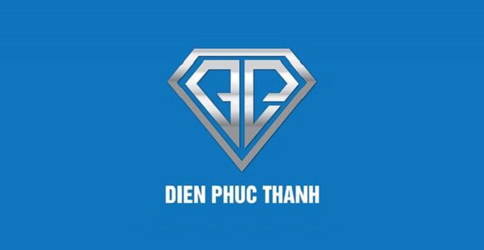 Logo thương hiệu của chủ đầu tư Điền Phúc Thành