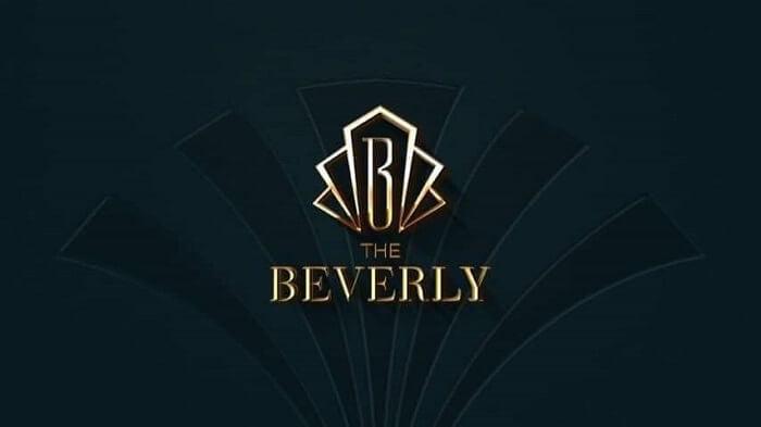 Logo thương hiệu dự án The Beverly