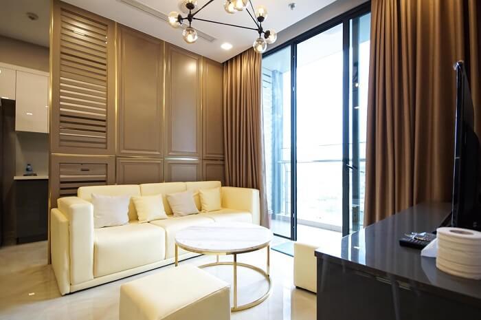 Phòng khách Vinhomes Golden River
