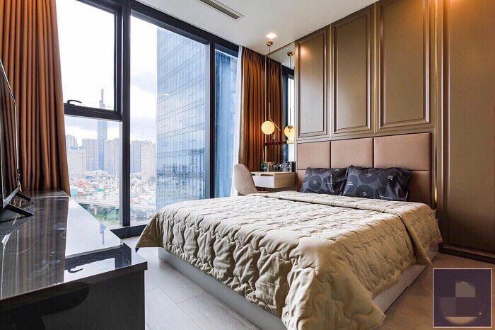 Phòng ngủ Vinhomes Bason