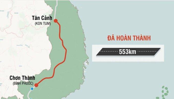 Tiến độ đường cao tốc Hồ Chí Minh mới nhất