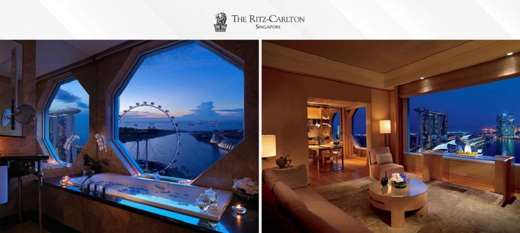 The Ritz Carlton Singapore