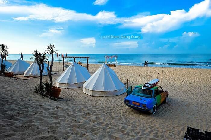 Du lịch biển La Gi