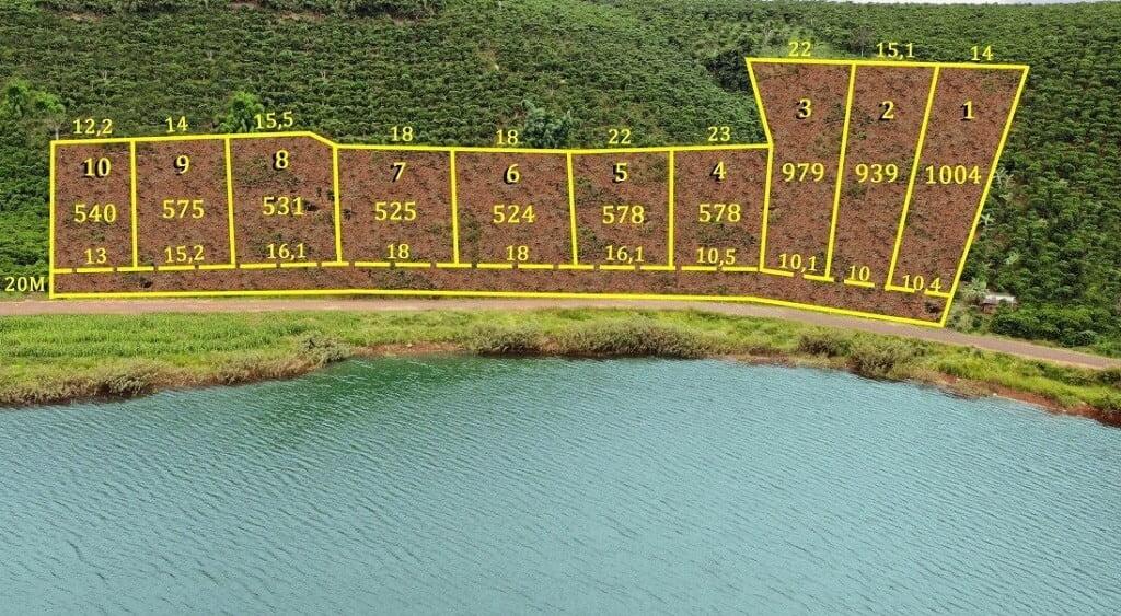 Đất vườn diện tích lớn dự đoán sẽ HOT thị trường bất động sản sau dịch